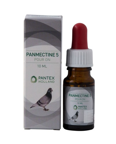 Panmectine 5 pour-on -0